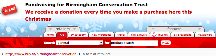 buy.at_birminghamconservation - The webshop for Birmingham Conservation Trust