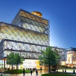 Image of the new Library of Birmingham