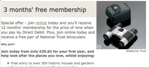 National Trust | Become a member
