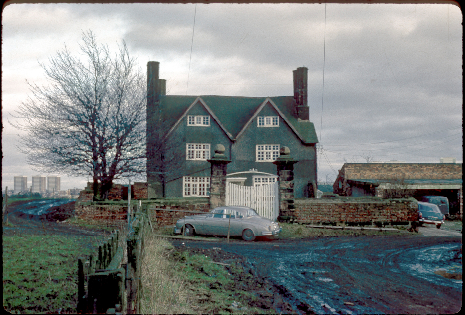 Bells Farm in 1969 - photo by Phyllis Nicklin from the Bimringham University Archive
