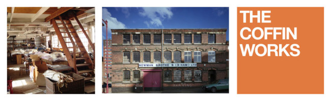 The Coffin Works - Birmingham Conservation Trust's latest project