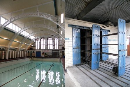 Moseley Road Baths in Balsall Heath