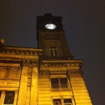 Clock Tower at back of Council House
