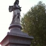 Grave at Warstone Lane