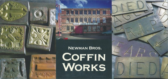 newman bros coffin works