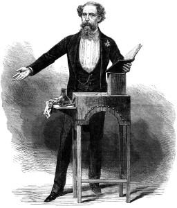 Dickens Performs