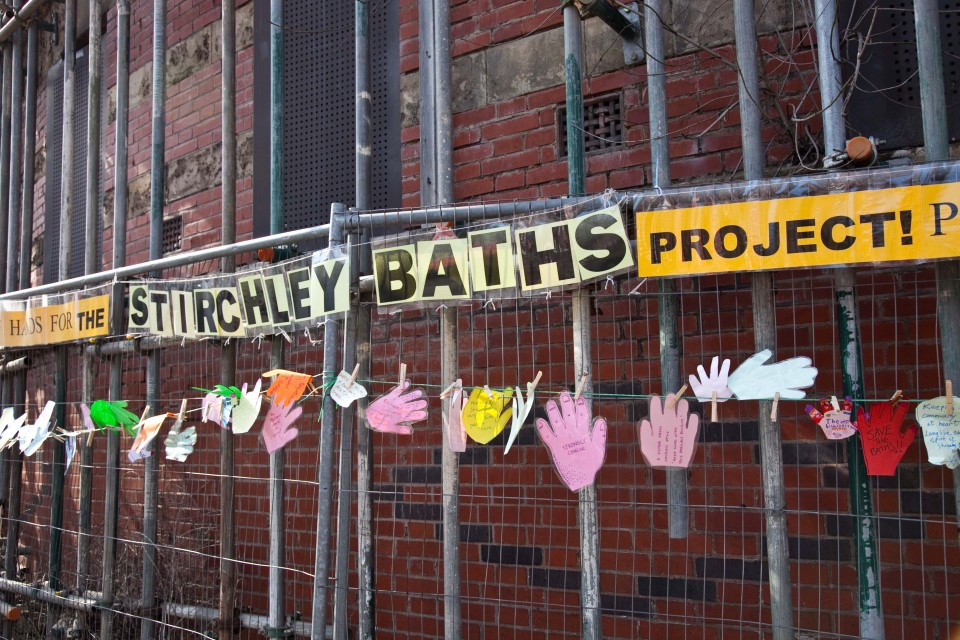 stirchley baths