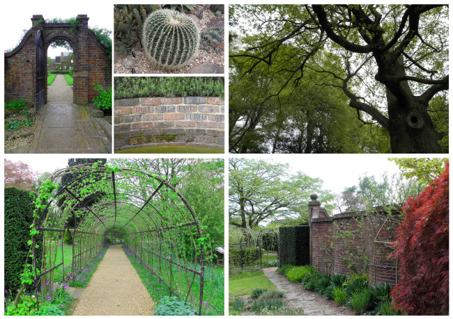 Winterbourne- garden