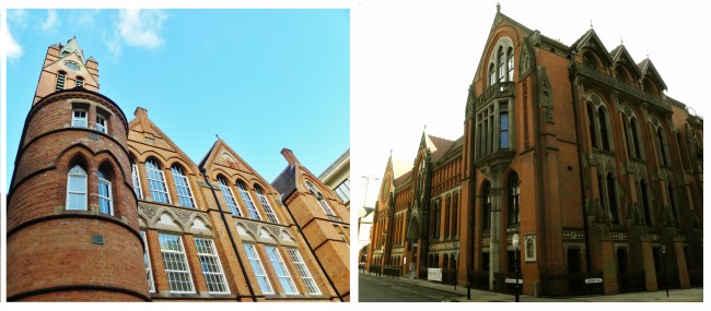 The Ikon Gallery and School of Art