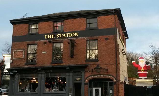 Station Pub (new)