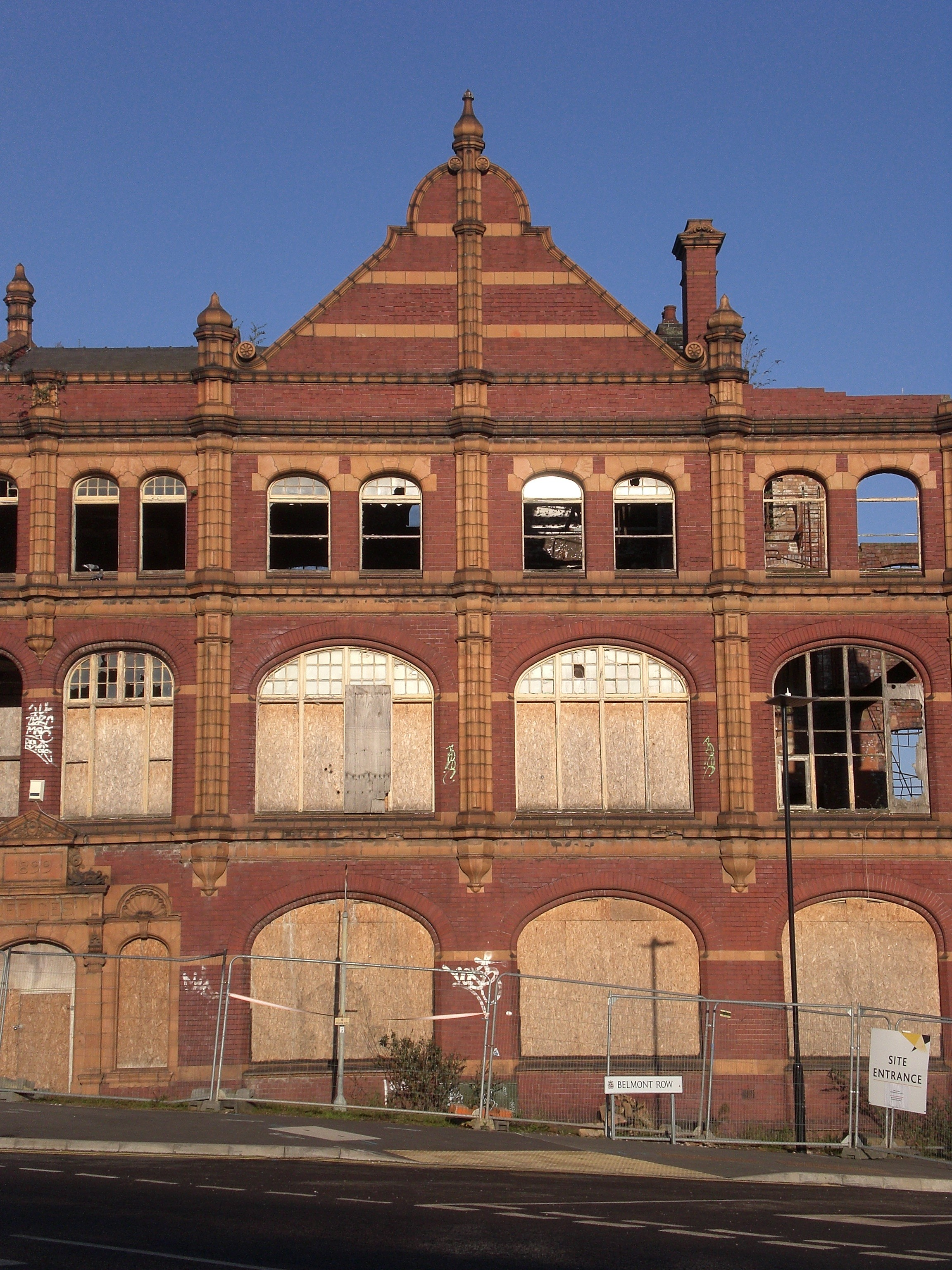 Friday Photo Belmont Factory Works 171 Birmingham