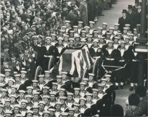 state funeral pic