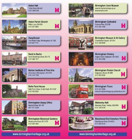 Image of BHF leaflet