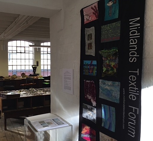 Midlands Textile Forum Exhibition at Newman Brothers