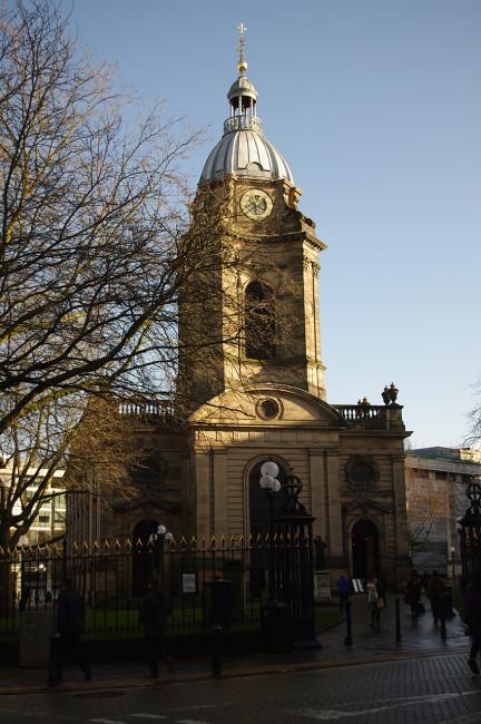 St Philip's