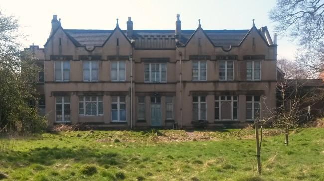 Pype Hayes Hall