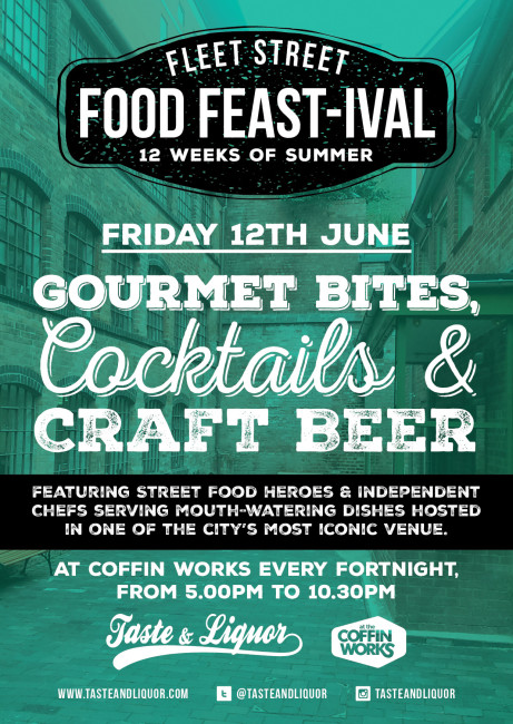 Fleet Street Food Feast-val