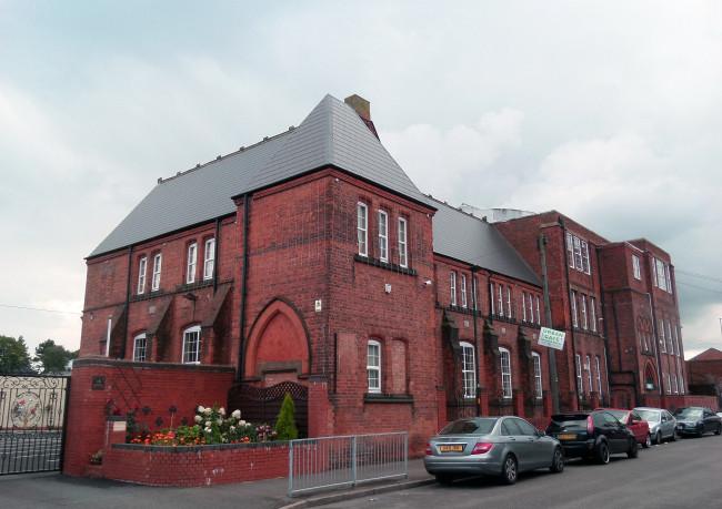 Steward Street School