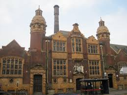 Moseley Road Baths exterior