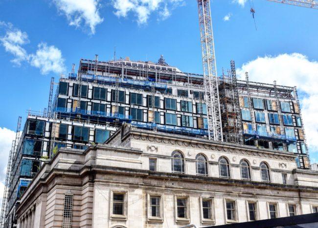 Friday Photo- New HSBC Building « Birmingham Conservation Trust